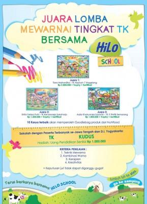 Pemenang Lomba HiLo Goes to TK 2014 Jawa Tengah