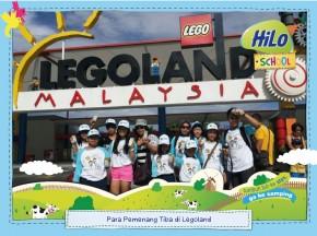 Para Pemenang Hilo Drawing Competition 2015 Tiba di Legon Malaysia