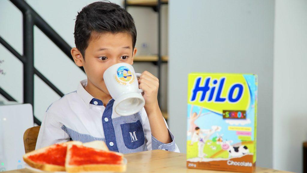 susu tinggi kalsium rendah lemak