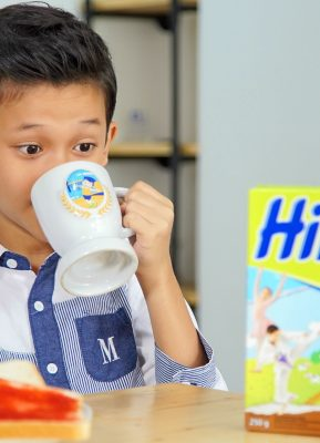 Inilah manfaat yang bisa didapatkan dari susu tinggi kalsium