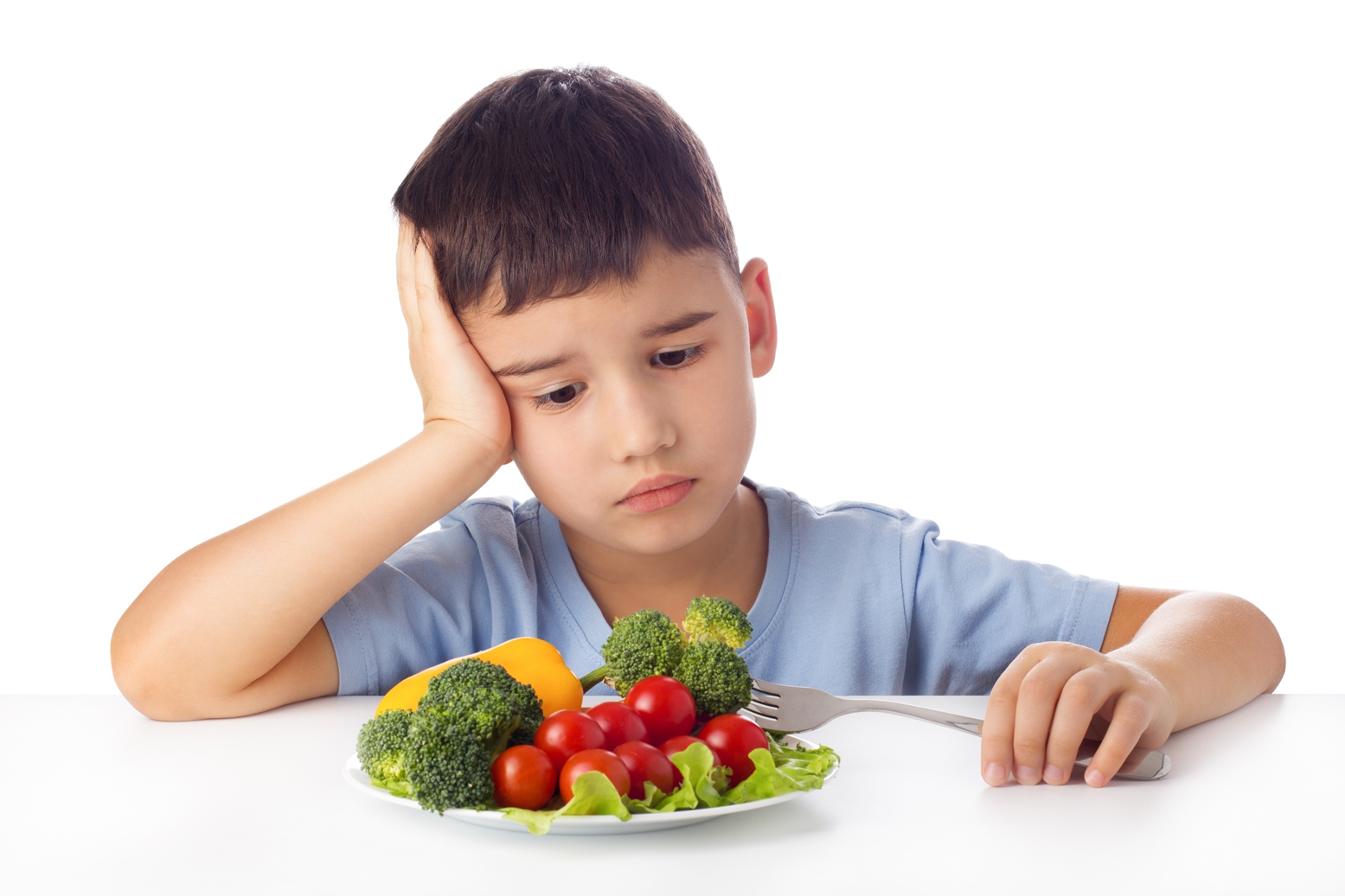 hilangnya nafsu makan anak
