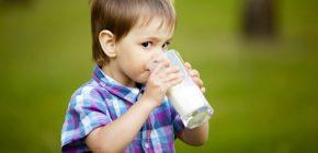 kandungan susu terbaik untuk anak