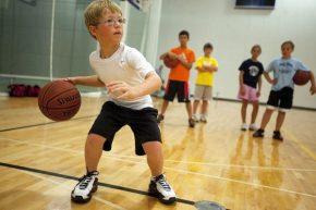 bermain basket untuk tinggi badan