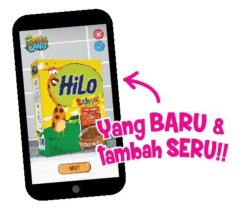 Baru! Susu HiLo School VegiBeri (Ready to Drink)