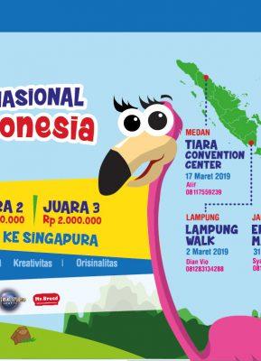 HiLo School Kids Festival 2019 Bersama Indomaret
