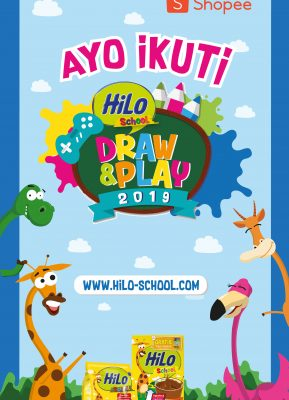 HiLo School Draw and Play 2019